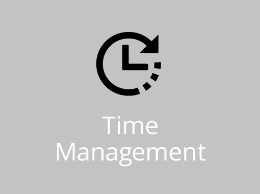 Time Management <span>Less stress better results</span>