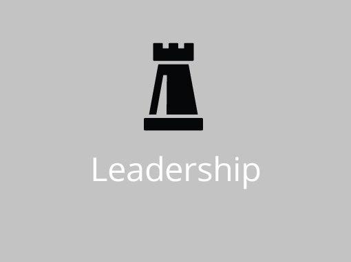 Leadership <span>Inspire & motivate</span>