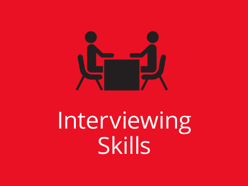 Interviewing Skills <span>You're hired!</span>