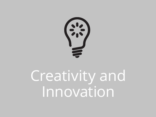 Creativity & Innovation <span>Make ideas happen</span>